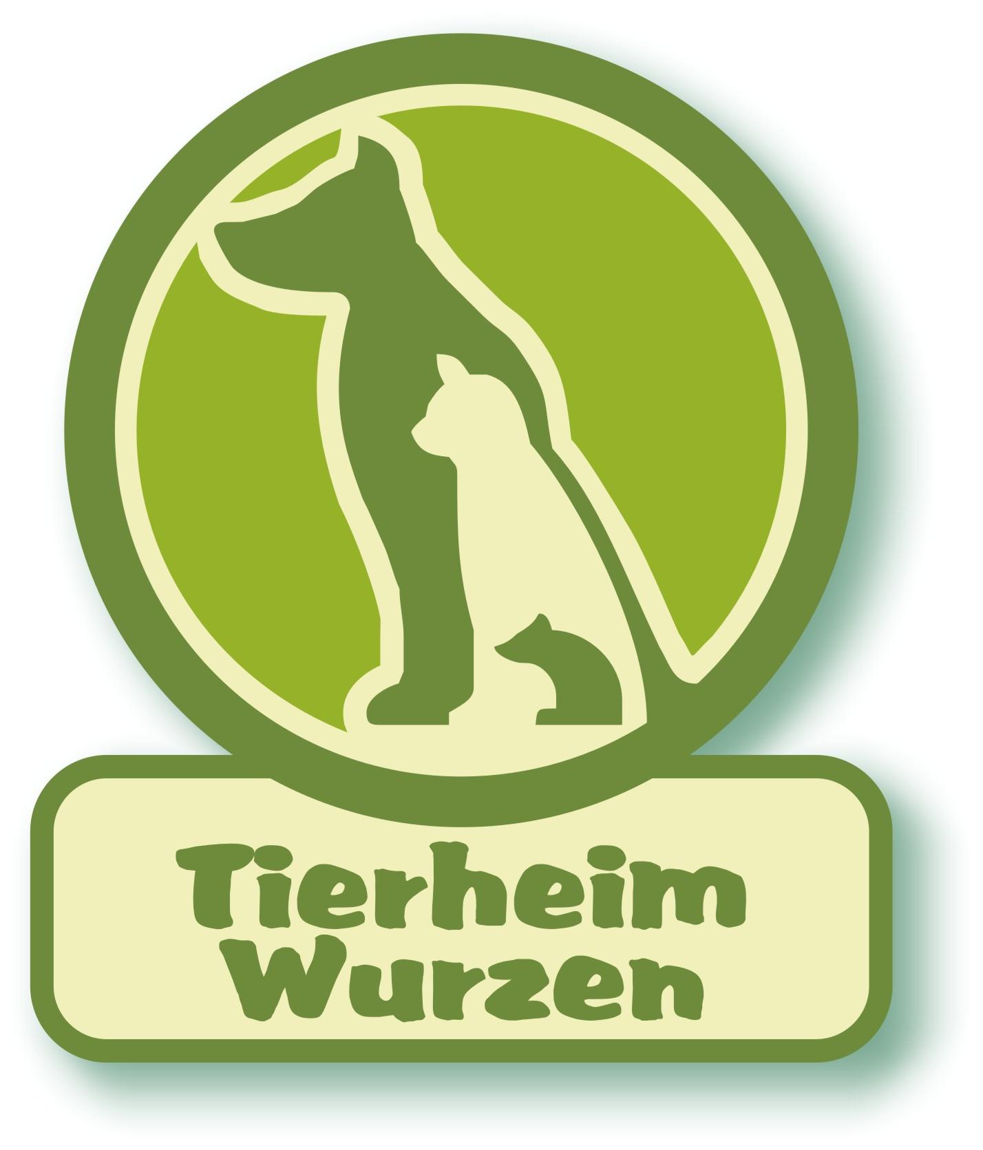 Logo des Tierheims in Wurten